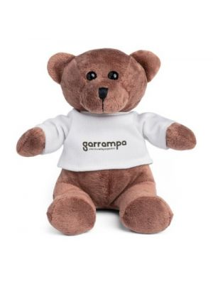 Peluche grizzly poliestere immagine 1
