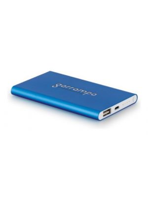 Batterie power bank marcet metallo con logo immagine 1