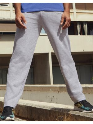 Pantaloni sportivi fruit of the loom frs95301 con logo immagine 1